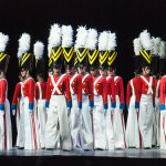 March of the Toy Soldiers from the Christmas Show.