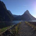 Mitre Rock - Milford Sound