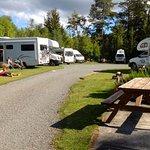 Campervan area