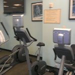 Other equipment at the fitness center