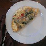 Best veggie omelet