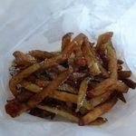 Truffle-Parmesan Fries