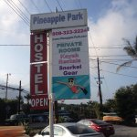 We rent SNORKEL GEAR & KAYAKS. You don't have to stay here to rent them.