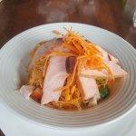 Marlin salad