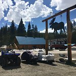 Foto de Big Moose Resort