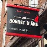 Photo of Cafe-Bistro Au Bonnet D'ane