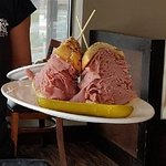 Bilde fra The Corned Beef House