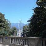 Lions Gate Bridge Foto