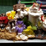 A dessert sample tray- for ordering