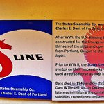 States Lines Shipping Company info
