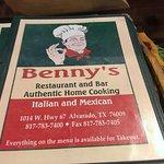 Foto de Benny Joe's