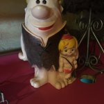 You don't ever see a genuine full sized Barney Rubble doll anymore.