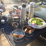 Morning Game Drive Snacks/Breakfast