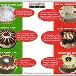 Cake range 1