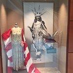 Miss America dress