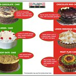 Cake range 2