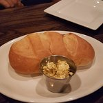bread & yummy garlic butter