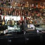 Quaint Full Bar!