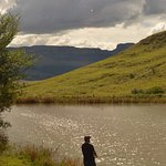 Fishing - one of the many activities on the property!