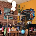 Foto di Blue Fox Cafe
