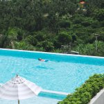 Mantra Samui Resort - Infinity pool and view