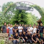 Hotel Team Sapana Village Lodge, Chitwan Nepal