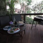A great place to journal and read
