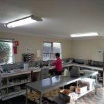Walpole Lodge Communal Kitchen