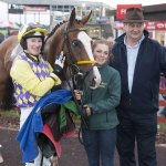 Another winner for Nina Carberry