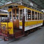 Экспозиция трамваев