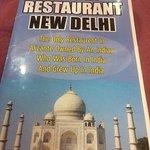 Foto de New Delhi Indian Restaurant