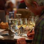 Repas dégustation de vins