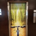 mtb themed lift