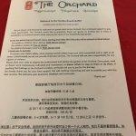 Photo de The Orchard