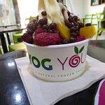 Foto de YOGYOU Natural Frozen Yogurt