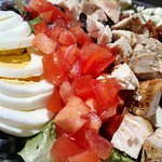 Delicious Chicken Cobb Salad