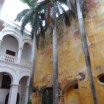Inside the Museo Historic de Cartagena de Indias