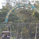 Entry gate of Nagarhole national park