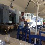 Υπέροχο φαγητό , τελειο μέρος και η εξυπηρέτηση άψογη με ελληνική κουζίνα σπιτικά φαγητά 🍴🍴