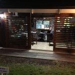 Foto de The Wooden House Lodge