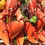Fresh Local Lobsters