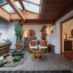 Indoor garden for the Superior Luxury room