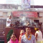Temple area, Baba dhaam