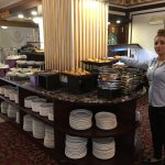 Tuscany Hall - Rich and Diverse Breakfast