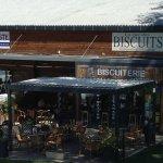 Coffee shop ten minutes walk from La Baou