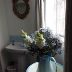 The bathroom. Spotless, spacious, beautiful!