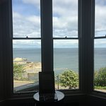 the north sea as seen from highland park junior suite