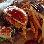 Cheeseburger and Fry