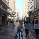 Photo de Calcadao da Rua Halfeld