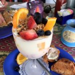 The yogurt parfait - need I say more?